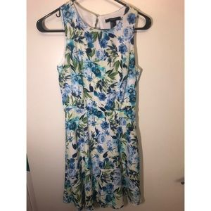 Forever 21 Floral Dress (Small)